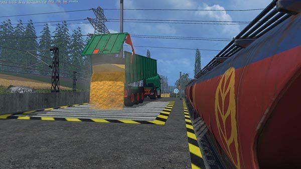 Aguas Tenias Trailer Truck v 1.0 [MP] 1