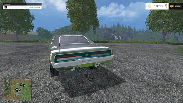 Dodge Super Charge RT v 1.0 1