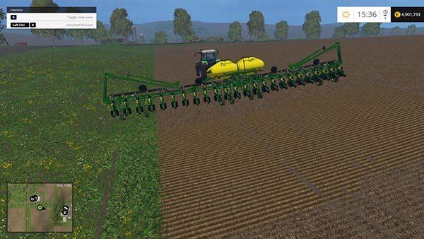John Deere Planters Pack 1