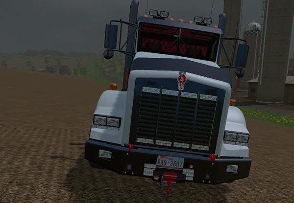 Truck Kenworth T800 v 1.0 1
