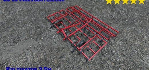 Cultivator 3.5m v 1.0 [MP] 1