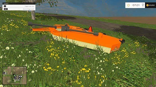 Land Pride Bush Hog V 1 0 Farming Simulator 2017 17