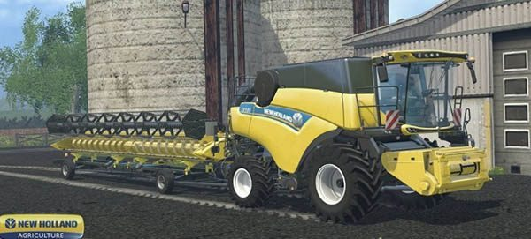 New Holland CR9.80 v 1.0 [MP] 2