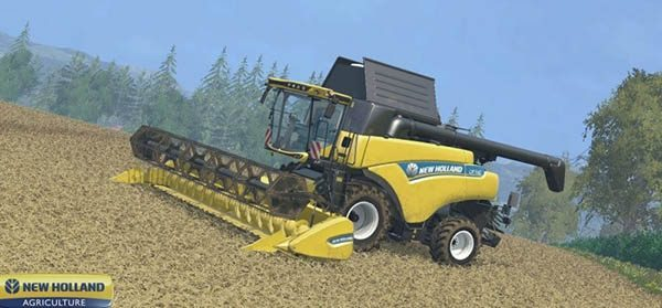 New Holland CR9.80 v 1.0 [MP]