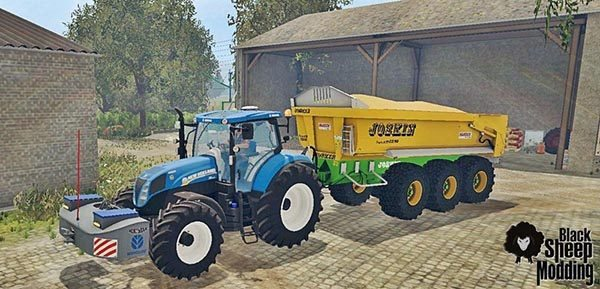 Pack joskin KTP Variable Body v 2.0 [MP] 2