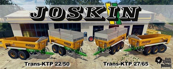 Pack joskin KTP Variable Body v 2.0 [MP]