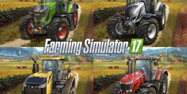 FARMING SIMULATOR 17 AVAILABLE FOR PRE-ORDER