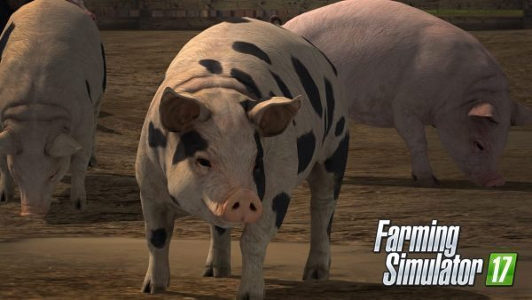 Farming Simulator 17 introduce the Animals! 2