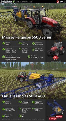 Farming Simulator 2017 Fact Sheet #6
