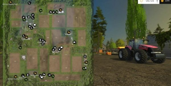 Farming simulator 2017 maps will be upgraded dramatically