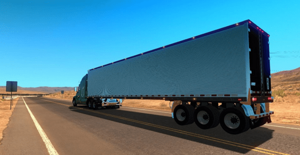 Great Dane Thermo Chrome Standalone Trailer ATS