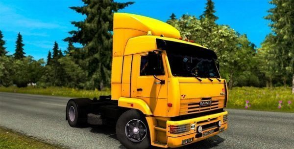 kamaz-5460-truck