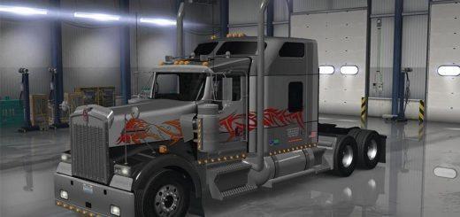 kenworth-w900-bull-skin-mod