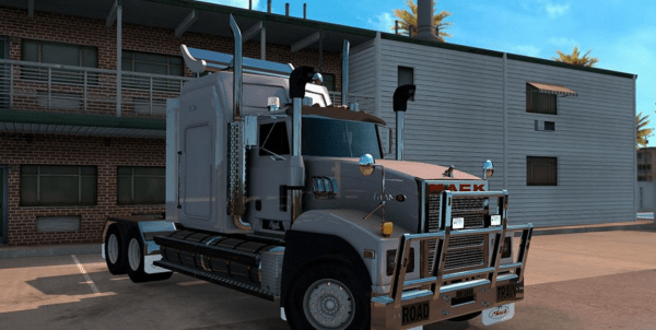 MACK Titan (adapted for ATS 1.3.x) Truck