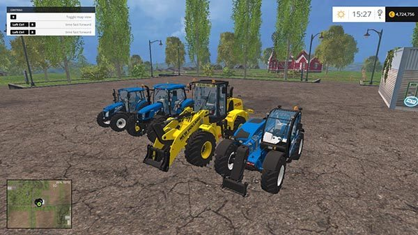 new-holland-loader-pack-new-holland-t4-and-t6-v-1-0-mp
