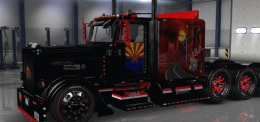 Peterbilt 389 Arizona USA ATS