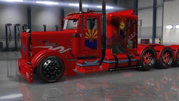 peterbilt-389-arizona-usa-red-skin-mod